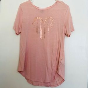 CUTE PINK SOFT SHIRT!!!
